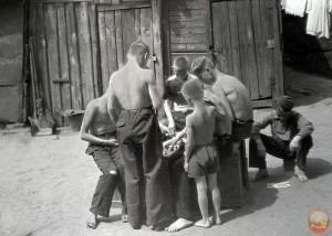 дворовые игры мальчишек в СССР