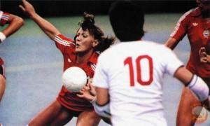 женский гандбол в ссср