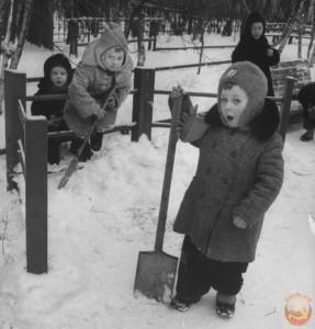 детская мода в ссср