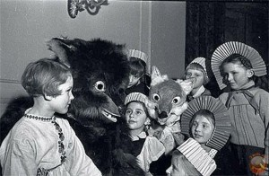 детская самодеятельность СССР