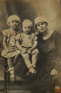 Фото деток с мамой 30-е годы 20 столетия.