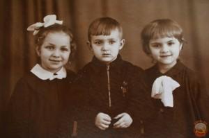 Фотография детей 50-х годов