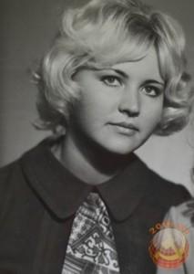 Прическа советской девушки