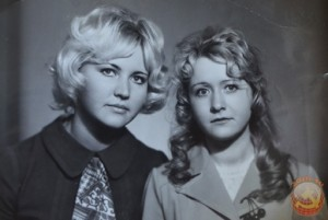 Фото модных советских красавиц начала 70-х годов