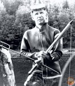 подводная охота в СССР