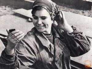 красота советской женщины