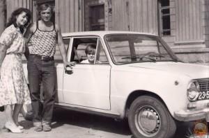 авто путешествие по СССР