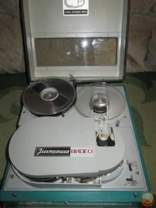 электроника-501-видео