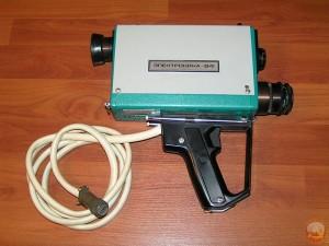 кинокамера электроника-841