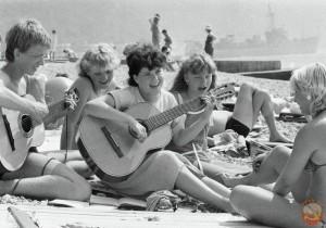 песни под гитару в СССР
