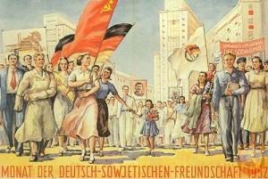 советско-немецкая дружба