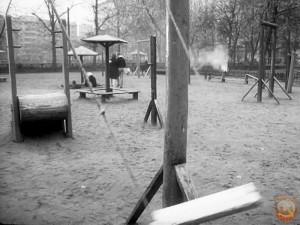 детская площадка ссср