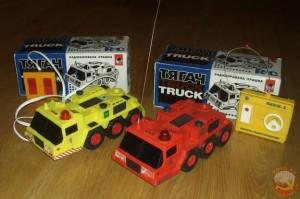 Электрические игрушки БТР