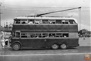 Советский троллейбус ЯТБ-3