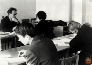 экзамен в советской школе