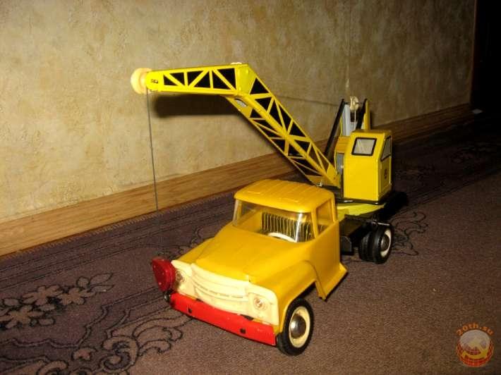 Детский кран-игрушка
