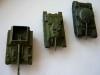 Игрушечные железные танки