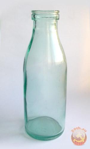 Молочная бутылка