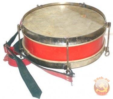 Барабан пионера